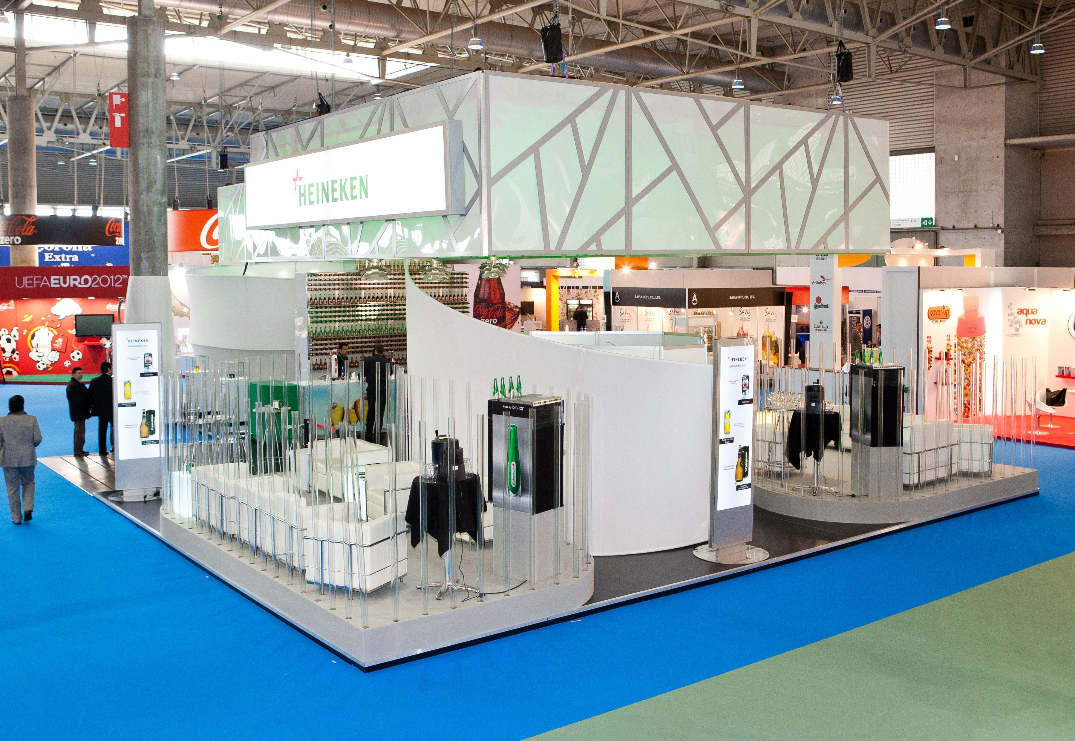Exhibition Stand Europe : Stand by servis alimentaria stand builder barcelona spain