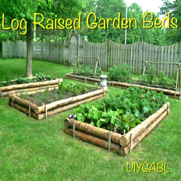 Easy Landscaping Ideas You Can Try: 35 Fascinating, Easy-to-Do And Unique DIY Raised Garden