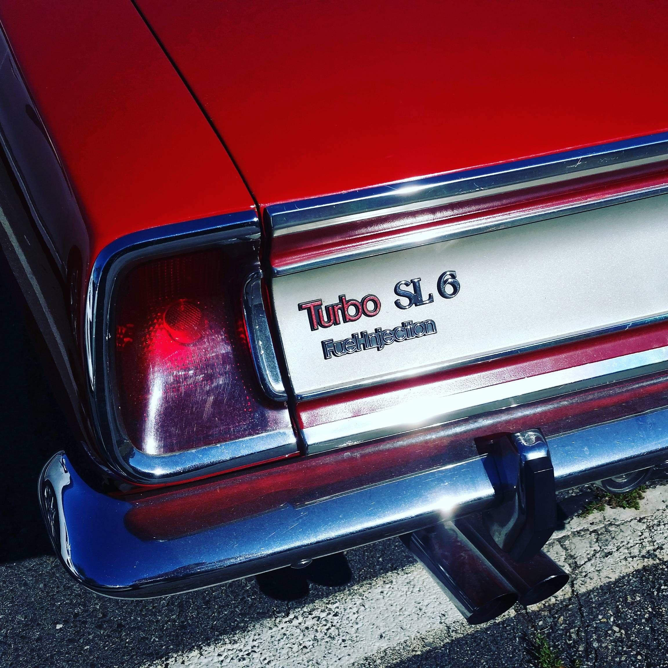 Turbo Slant Six Plymouth Barracuda
