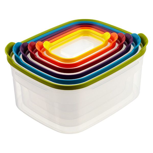 Our Nest Food Storage by Joseph Joseph is the ultimate collection of