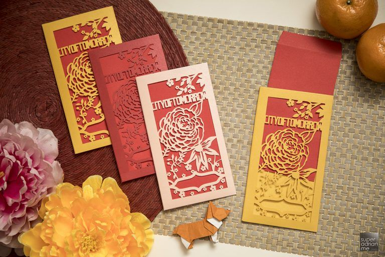 WOOF!!! Ang Baos (Red Packets) That You Will Like To Get