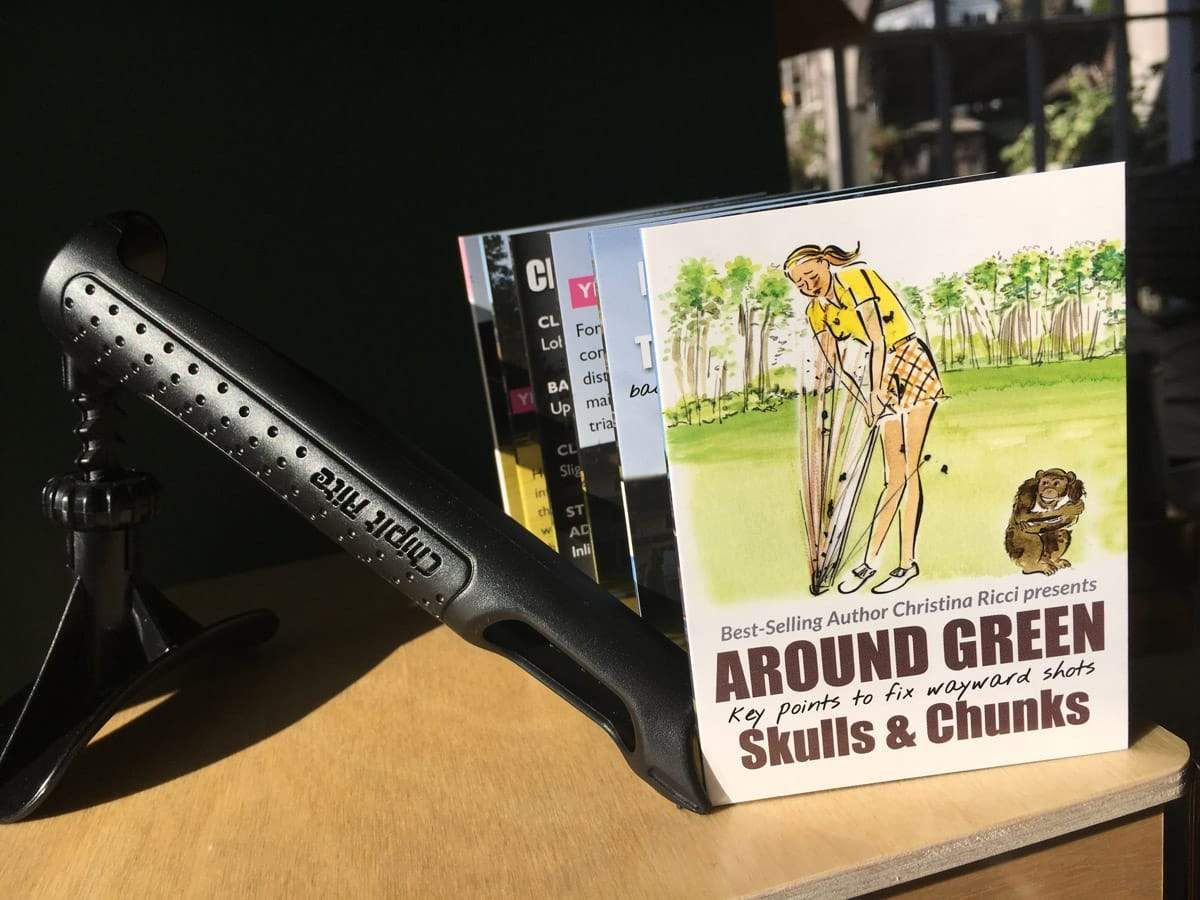 Chip It Rite & Around the Green Pocket Guide Golf tips