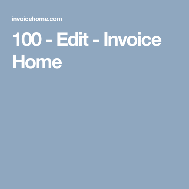 100 edit invoice home cleaning pinterest