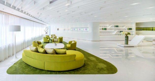 Learning Center Interior Design