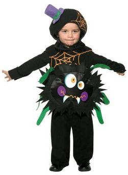 crazy spider halloween costume for babies toddlers http www