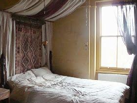 mes caprices belges: decoración , interiorismo y restauración de muebles: CINCO MINUTITOS MÁS: DORMITORIOS CON DOSEL / PLEASE, FIVE MINUTES MORE: CANAPY BEDROOMS