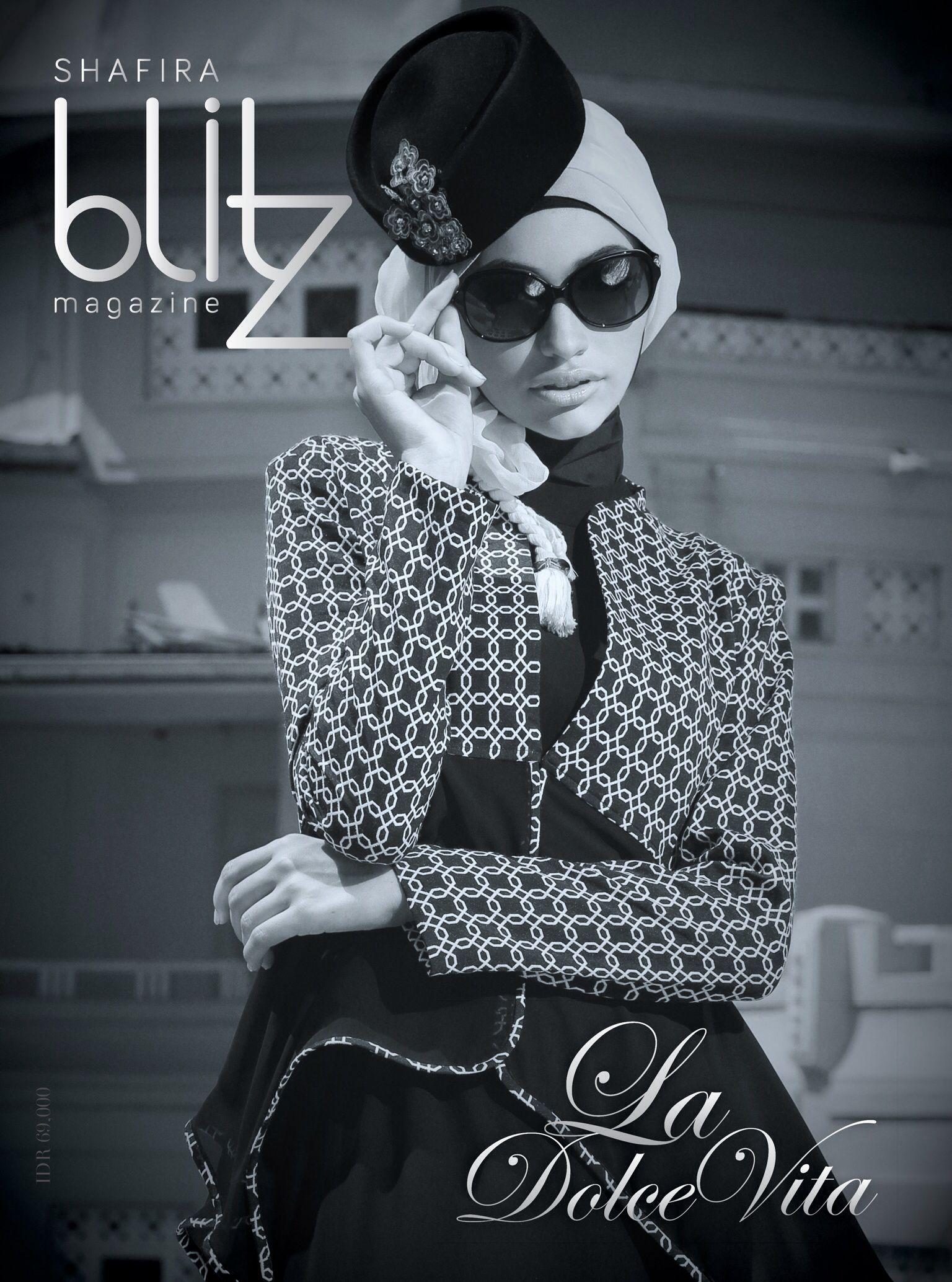 Laudya Chintya Bella For LAIQA Magazine Vol 17 Project