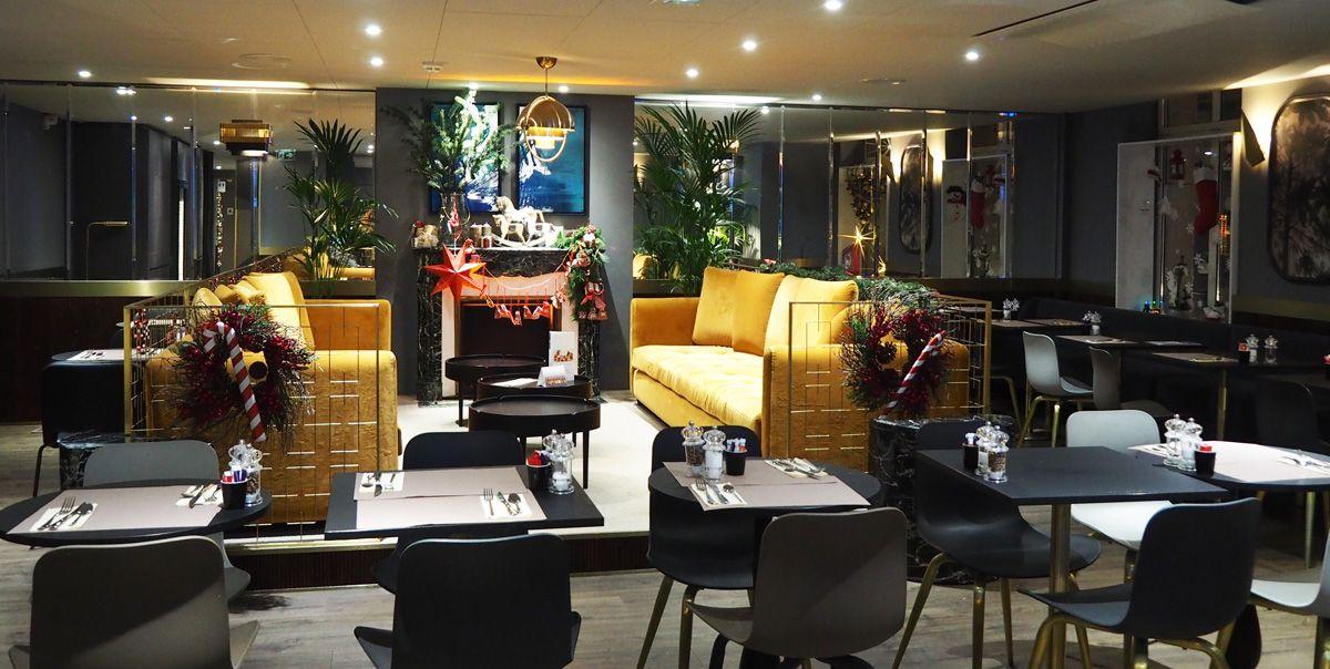 Brunch A L Hotel Mercure De Nancy Centre Stanislas Hotel Maison Hotel Restaurant