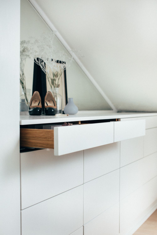 Garderobe Tilpasset Skratak Interior Soverom Oppbevaring