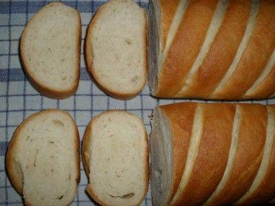 Simple recipe bread
