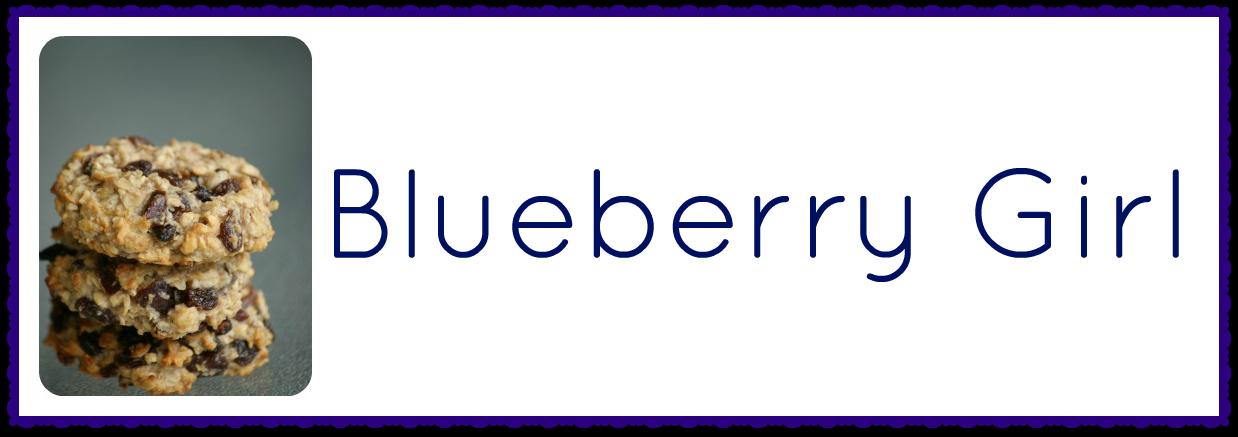 Blueberry Girl: No Sugar Oat Drops