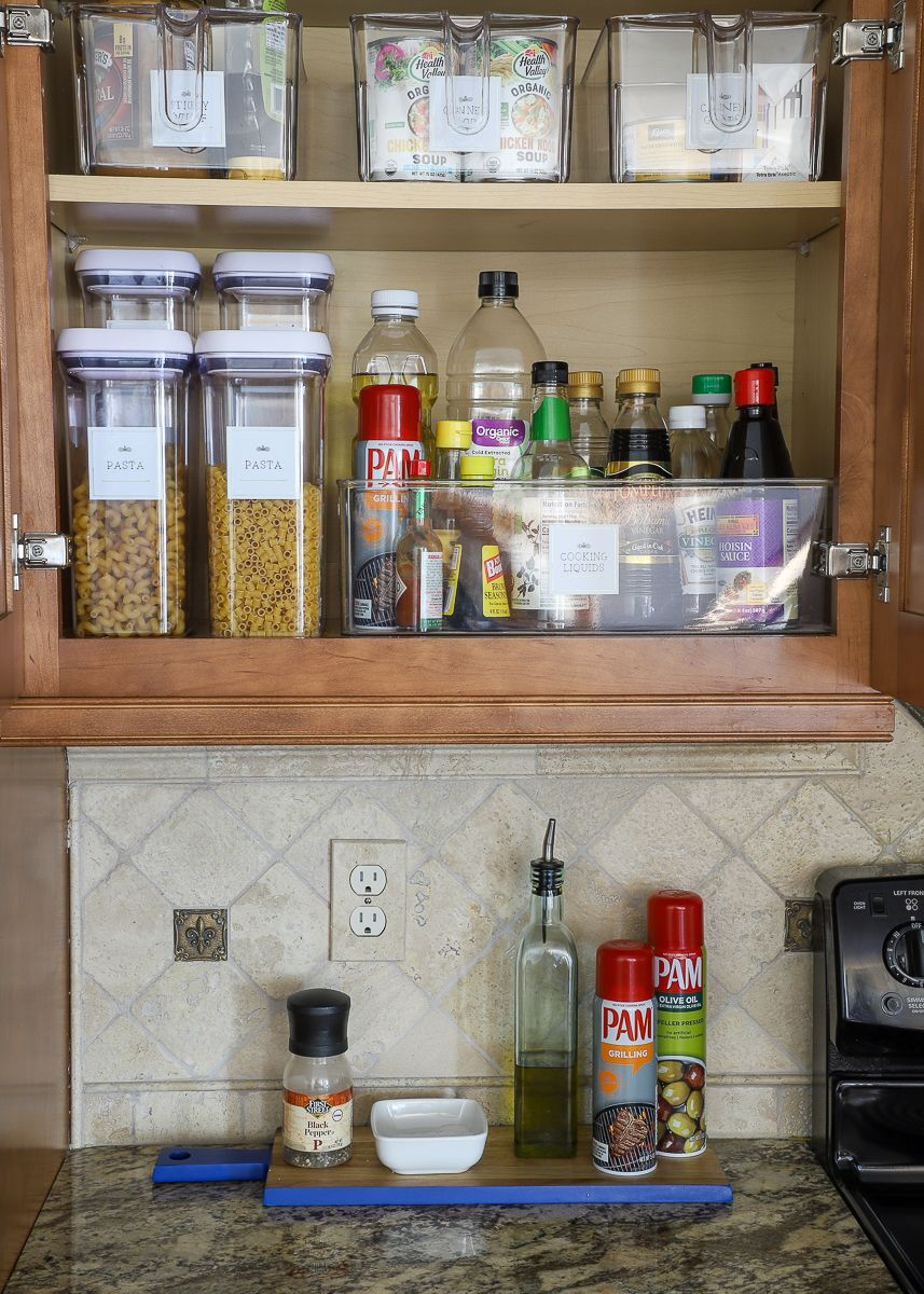 How To Use Kitchen Cabinets As A Pantry The Homes I Have Made In 2020 Used Kitchen Cabinets Kitchen Cabinets Cabinet