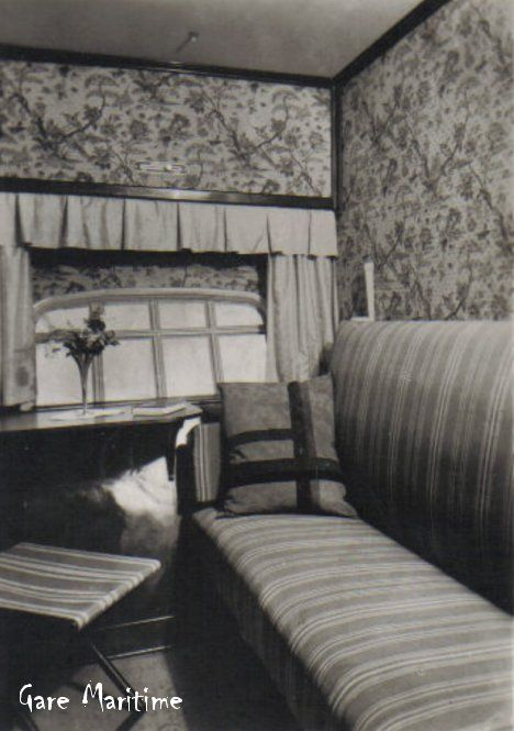 A cabin interior on the Graf Zeppelin | My Steampunk Life ...