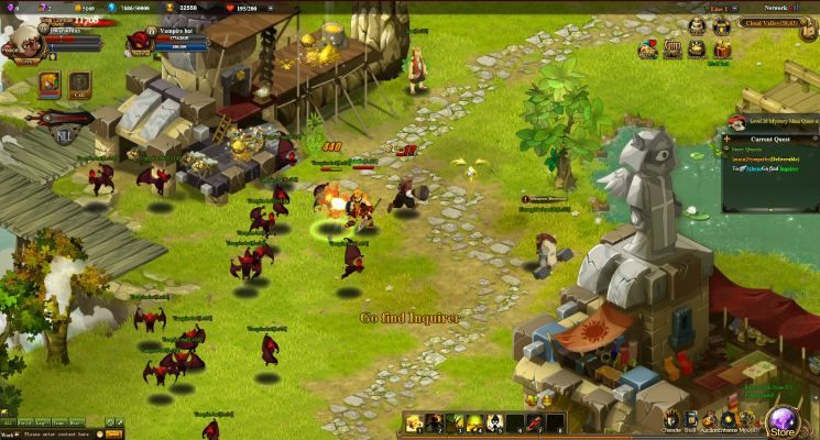 Wrath Of Athena Mmo Games Wrath Mmo