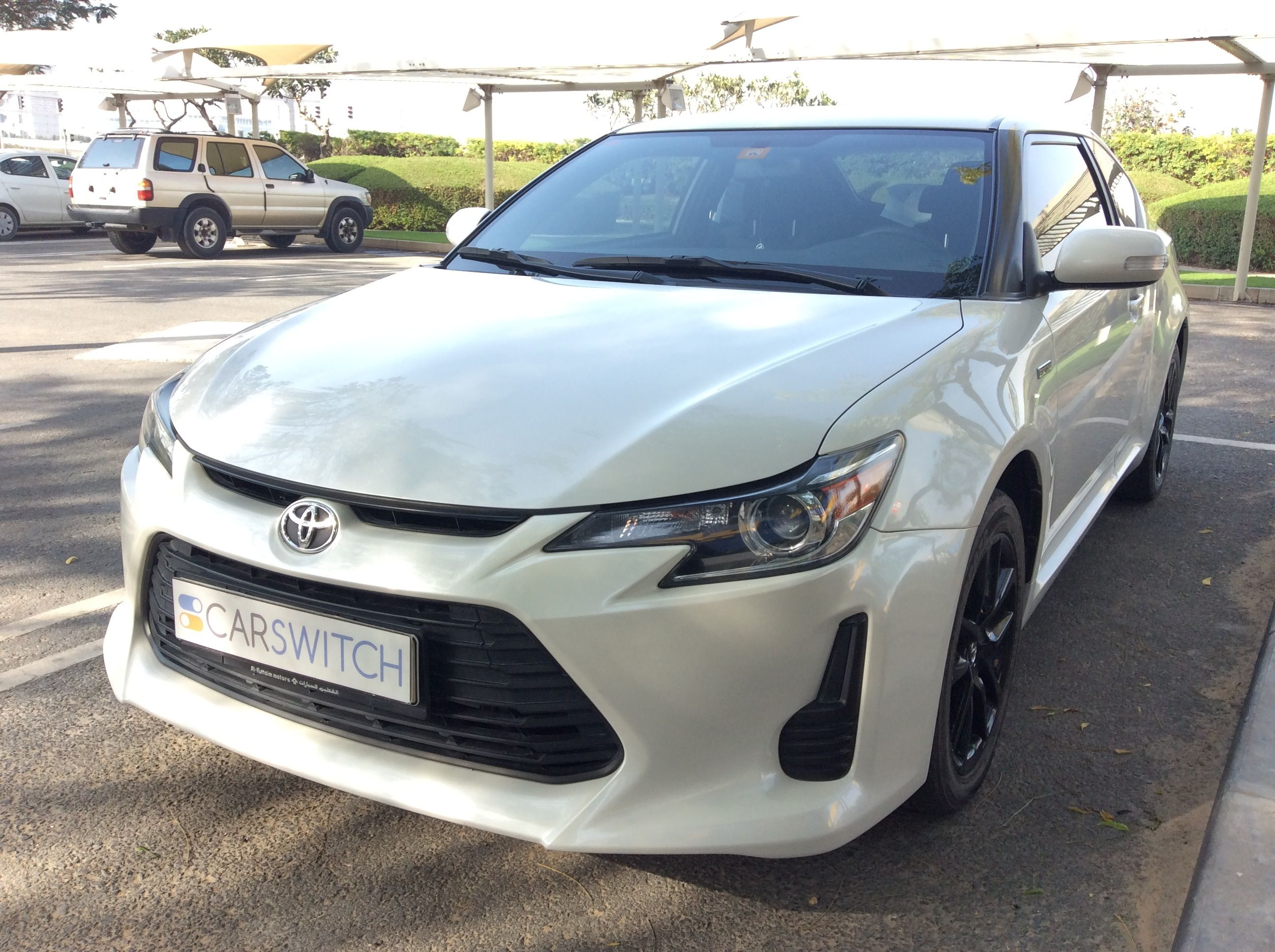 This toyota Zelas was first registered in 2015, has only