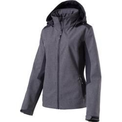 Mckinley Damen Jacke Trundle, Größe 46 In Mélange/navy, Größe 46 In Mélange/navy Mckinley #warmclothes