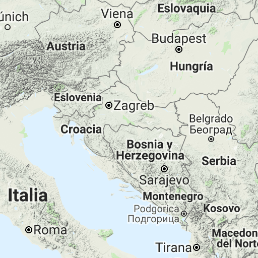 Mapa Ferroviario De Europa Map Budapest Hungary Europe