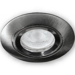 C-Light GmbH 3er Led Set 230 V - 5,5 W (pa-tlw) - Gu10 Spot 902 alu gebürstet C-Light GmbH