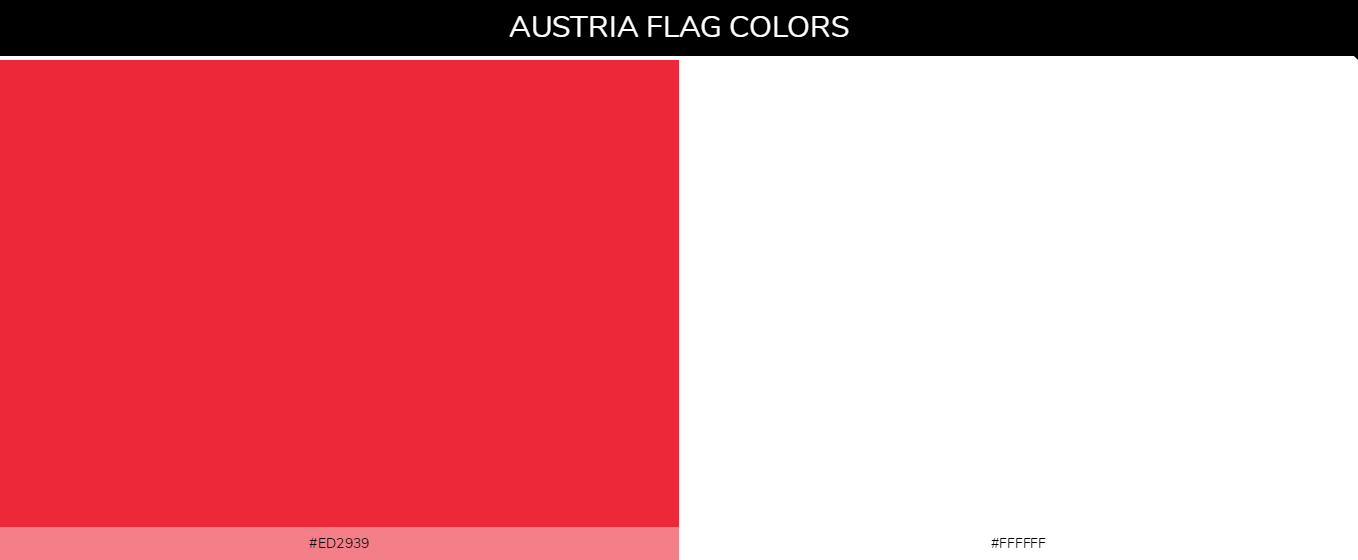 Color Palettes Of All Country Flags 003 All Country Flags Flag Colors Color Names
