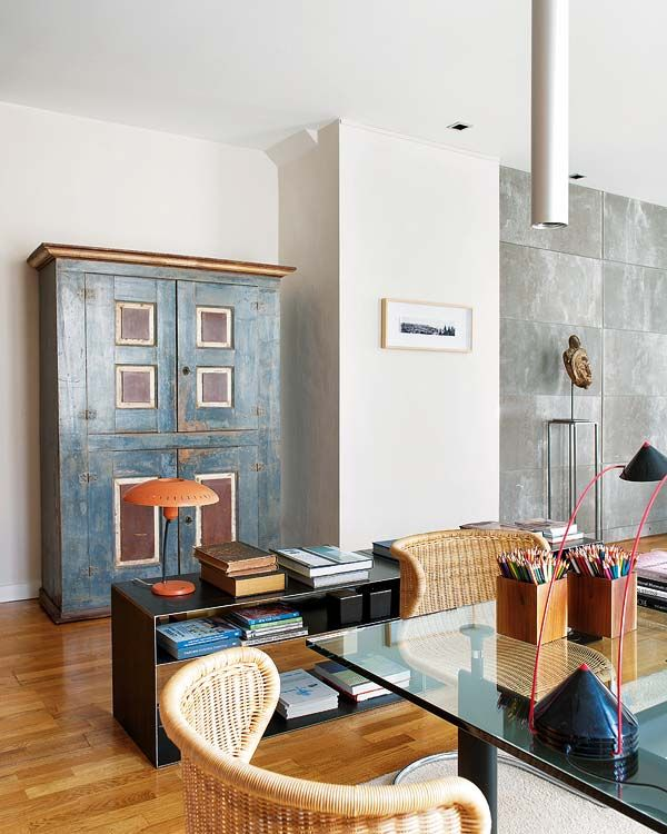 Modern Eclectic Apartment In Mallorca With Rather Classy Interiors