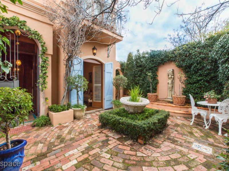 Stone Pavers French colonial Colonial French Pinterest