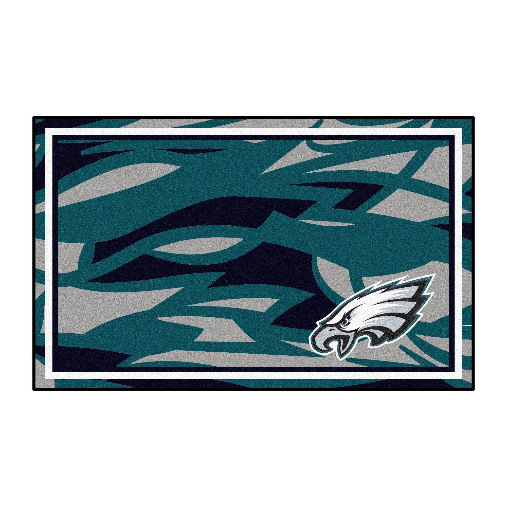 'NFL - Philadelphia Eagles 4''x6'' Rug' In 2019