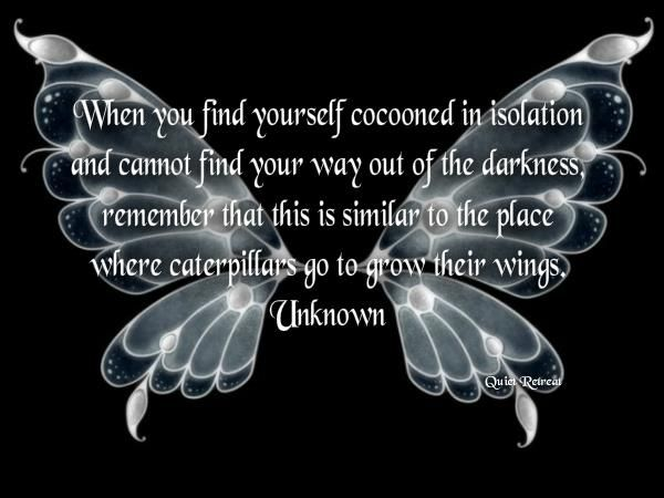 Inspirational Quotes About Strength For Women | Inspirational Picture Quote  Image Butterfly Cocoon Change Life Advice. Beautiful  ButterfliesInspirational ...