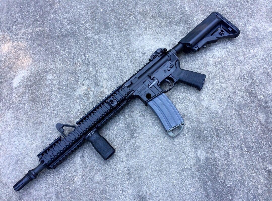 Pin on M4A1/M16A4