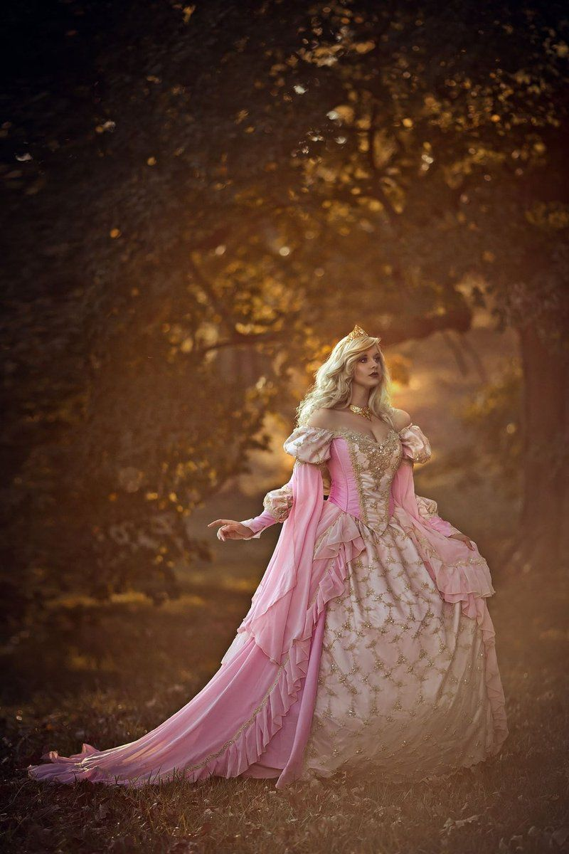 Pink Ombre Fantasy Sleeping Beauty Gown in 2019 | Future