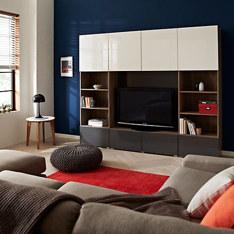 Buy House By John Lewis Match TV Stands U0026 Media Units Range Online At  Johnlewis.