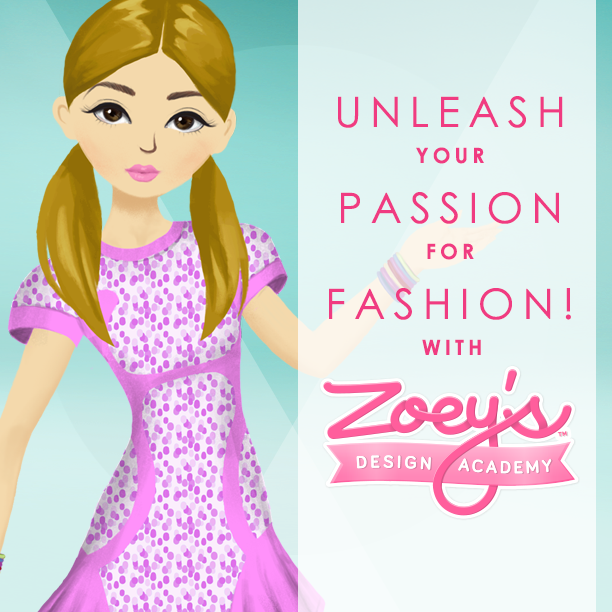 Fashion Game Unleash Your Passion For Fashion With Zoeys Design Academy Zda Fashion With Images Passion For Fashion Fashion Games