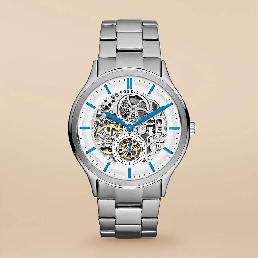 I love this watch! I like that fact that you can see it