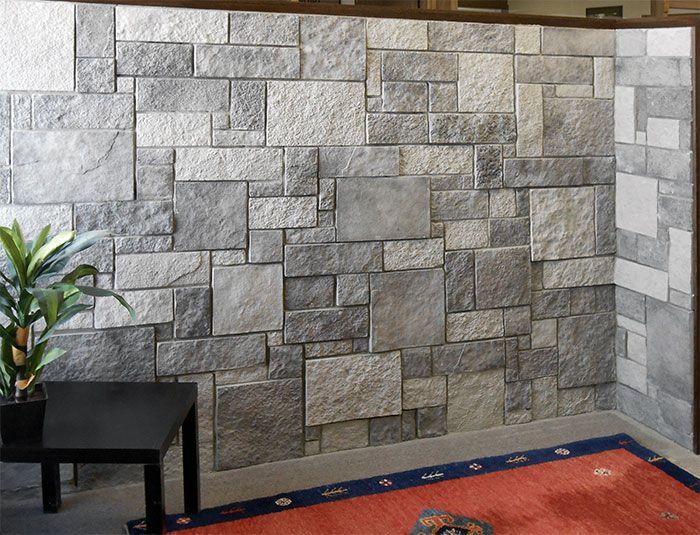 Oxford Castle Rock Interior Stone Veneer Wall Veneer