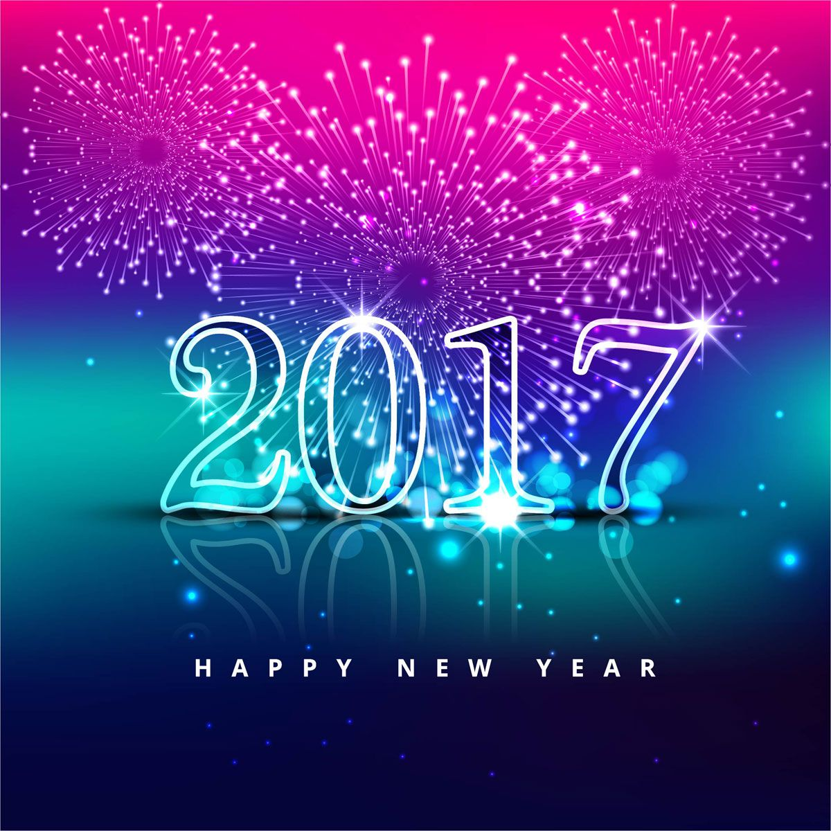 2017 Happy New Year Wallpapers For Facebook   happy birthday ...