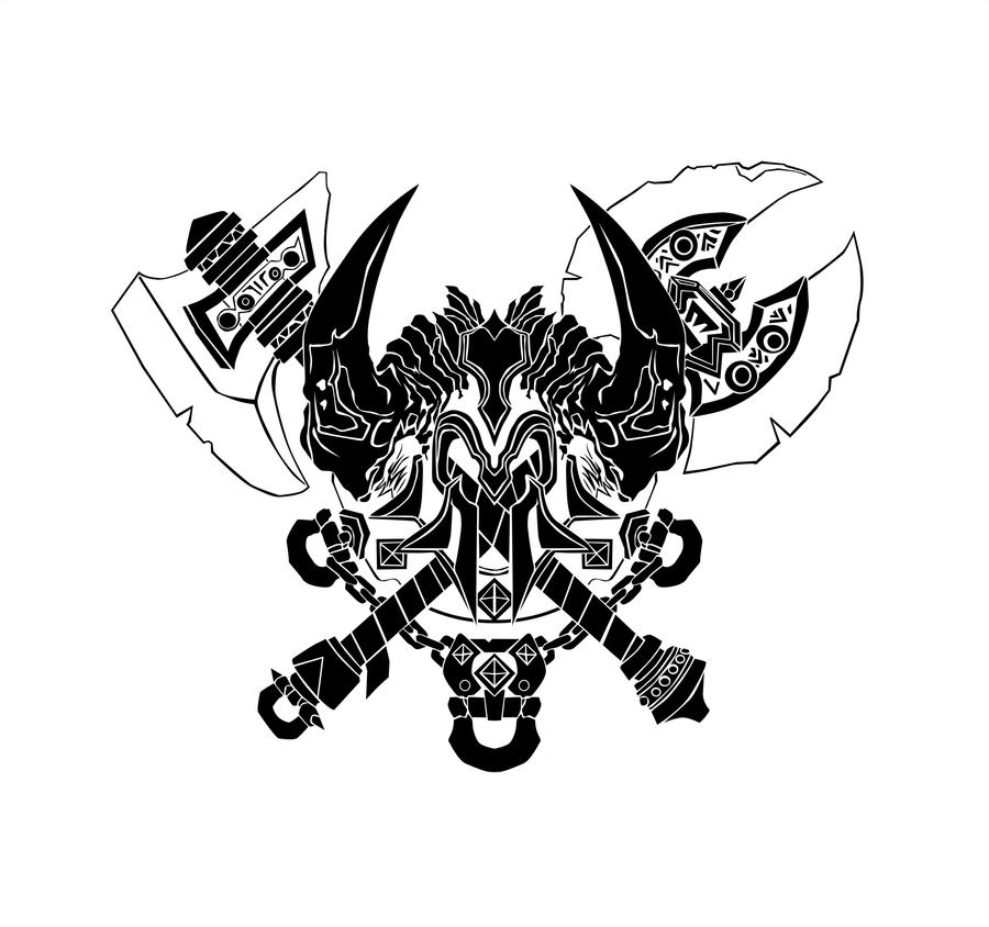 Barbarian Crest (Diablo III)
