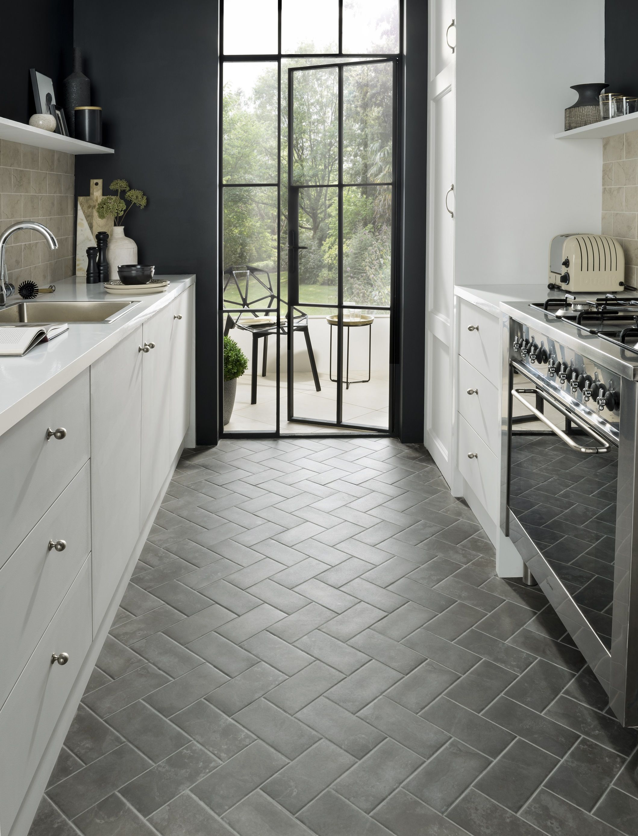 11 Tile Design Ideas To Make A Small Kitchen Feel Bigger Kitchen