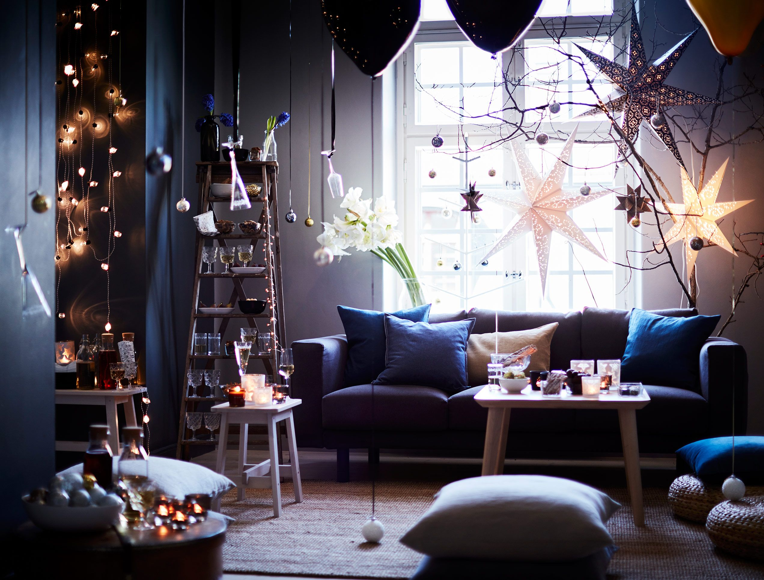 Host the party of the year The new WINTER collection is here IKEA