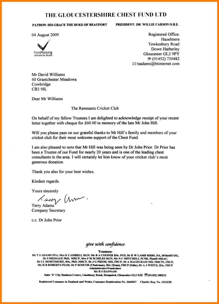 Pin On Business Letter Template