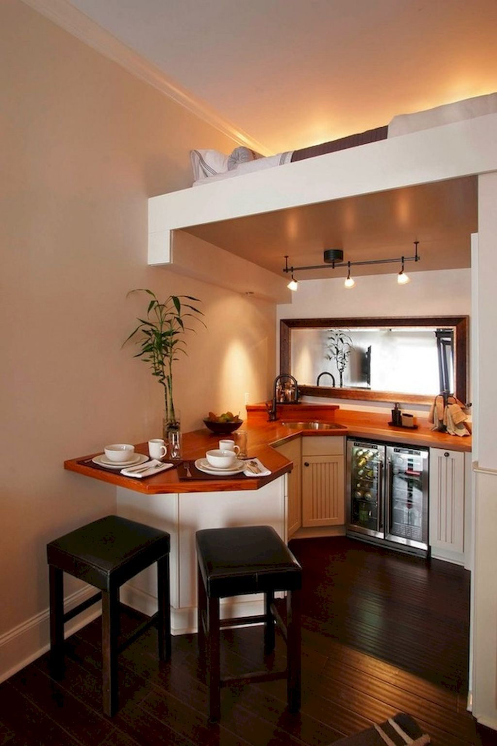 small space breakfast nook apartment ideas on a budget