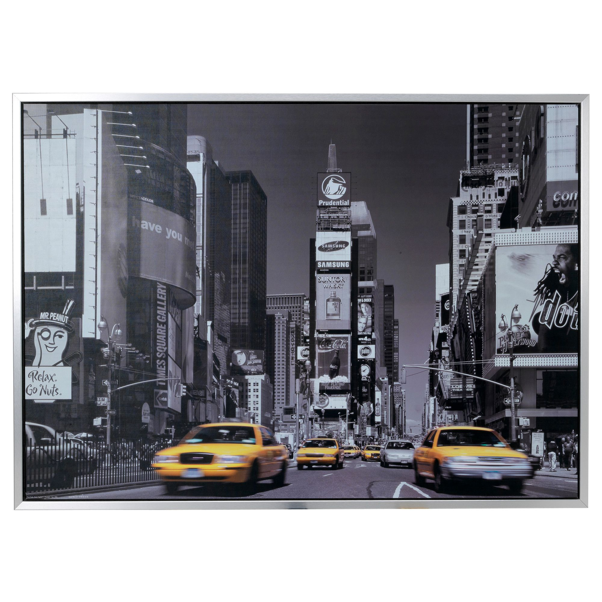New York Poster Ikea Nyc For The Living Room The Colors Are Perfect With The