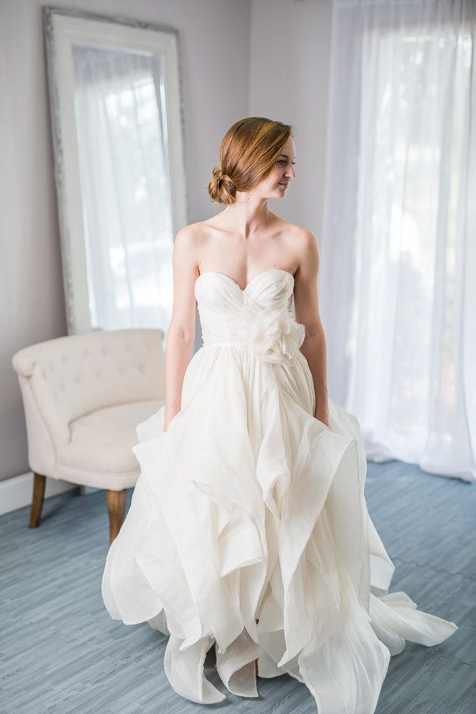 Elegant Pnina Tornai  Kleinfeld   Wedding Dress For Rental For Just $1,500 (retail  $6,000)