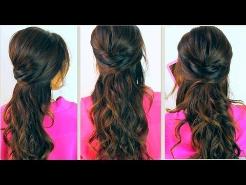 If You Like To Wear Your Hair Up But Feel Self Conscious About Your Ears These Hair Updos For Medium And Long Medium Hair Styles Hair Styles Prom Hair Medium