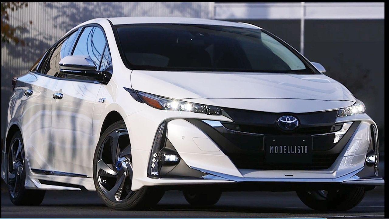 Toyota Prius Phv 2017