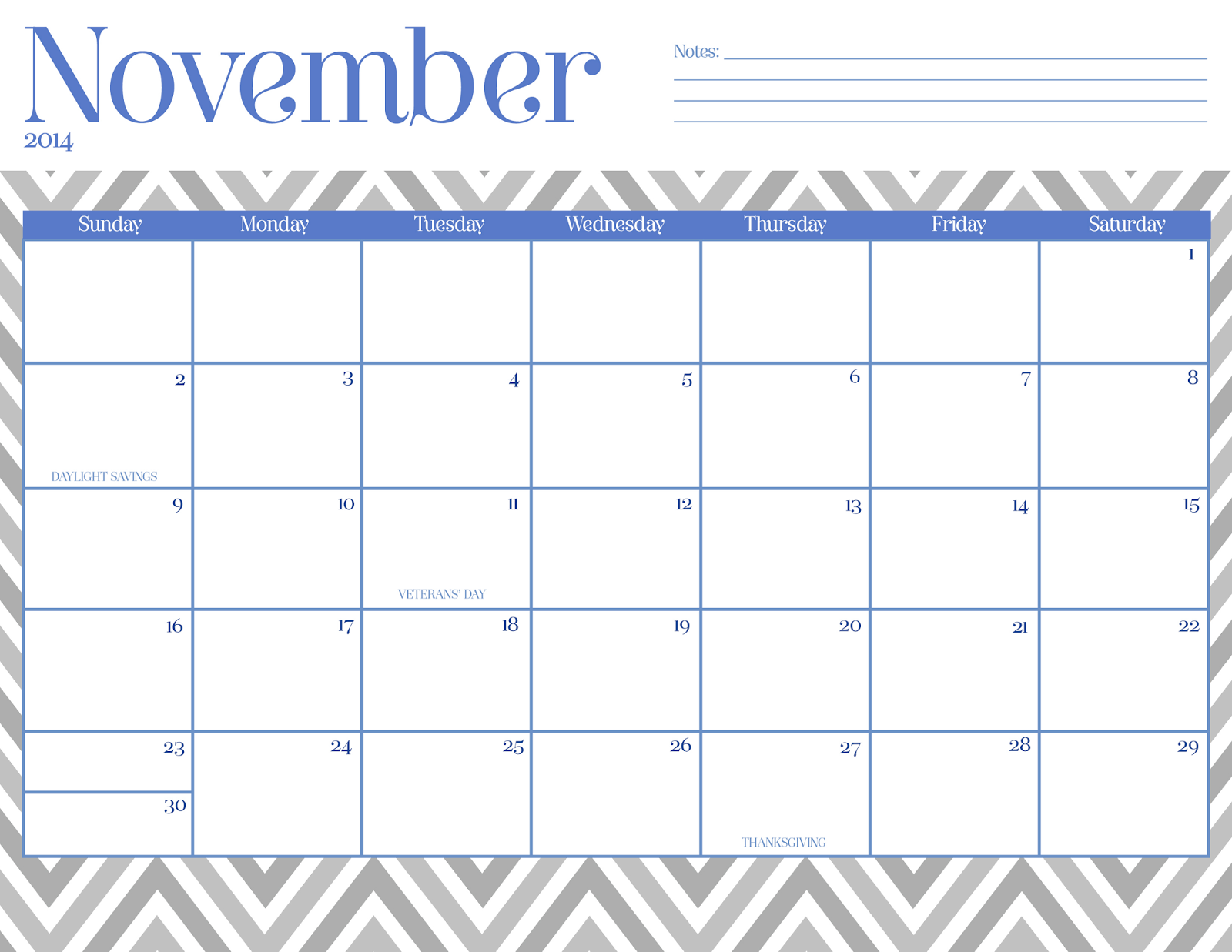 Feel Free To Download November 2015 Calendar Australia And November