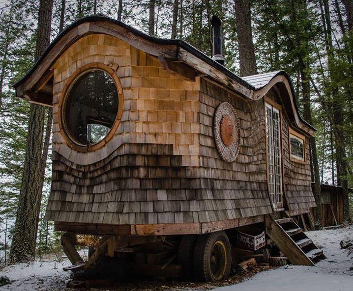 로이드 칸의 아주 작은 집
