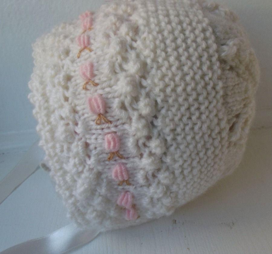 8d098cb639b Gorro de lana hecho a mano
