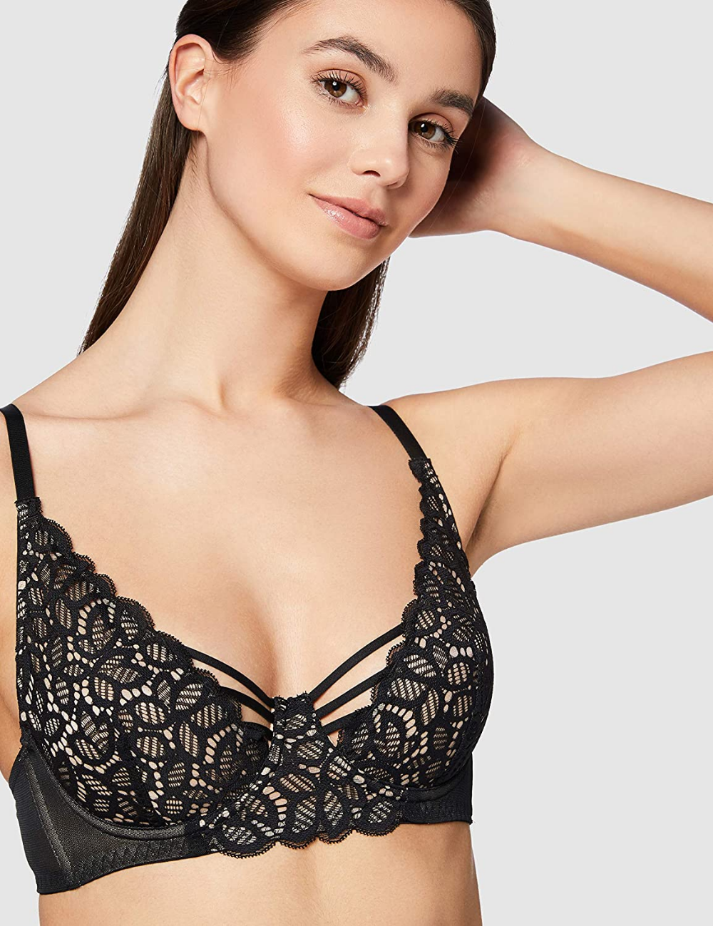 Brand Iris /& Lilly Womens Bra with Moulded Cups