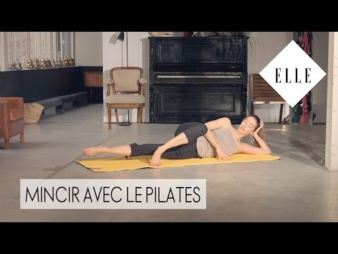 Mincir avec le pilates┃ELLE Pilates