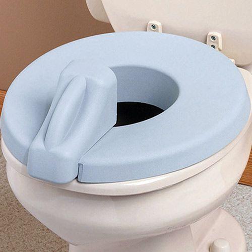 Padded Toilet Seat Reducer Toilet Seat Seating Comfort