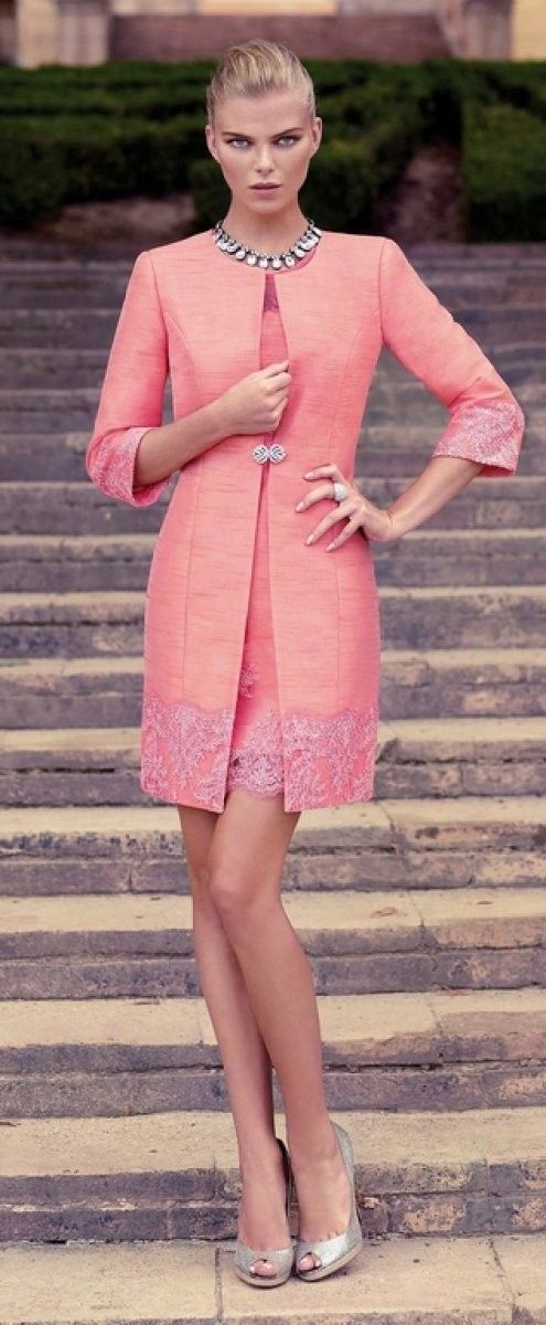 Vestidos para la madrina perfecta | Armonia de colores, Belleza ...